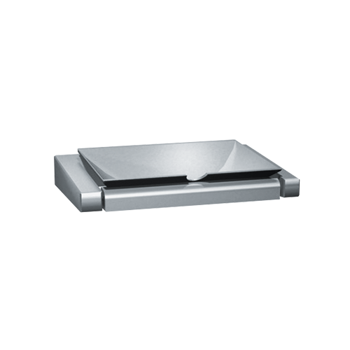 ASI 8091 Ash Tray (flip-type) – Surface Mounted