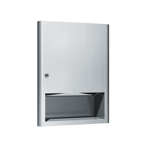 ASI 9457 Profile Collection Paper Towel Dispenser – Recessed