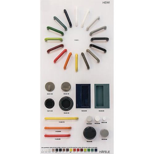 Hafele 732.08.343 Decorative Hardware Display Board