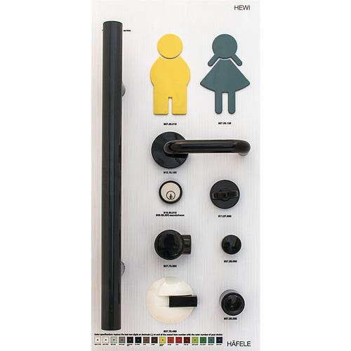 Hafele 732.08.345 Decorative Hardware Display Board