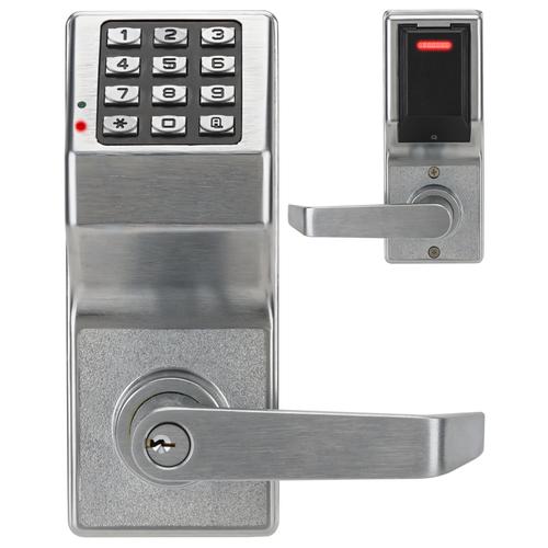 Alarm Lock DL2700LDIC26D1B Trilogy Keypad W/lockdown 1 Button Rmt