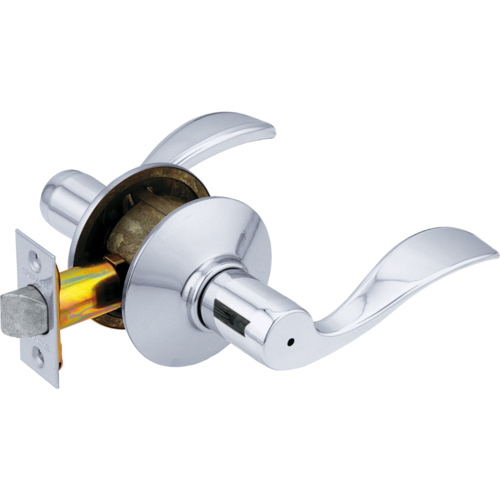 Schlage F40ACC625 16-080 Privacy Accent Lever Grade2