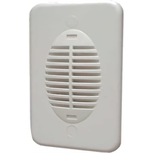 Alarm Technology SGST-W Piezo Siren Single Tone Flush Mount