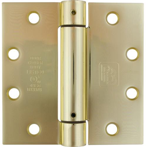 PBB SP81-US3-4.5 X 4.5 4.5in X 4.5in Spring Hinge