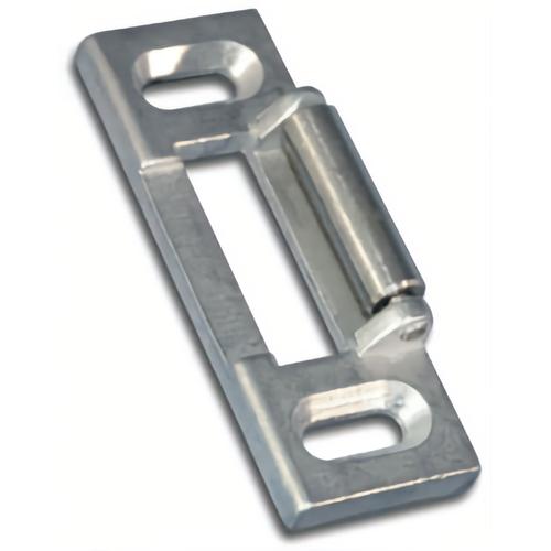 International Door Closers ST6312-AL Standard Surface Roller Strike