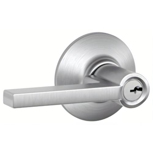 Schlage F40LAT619 16-080 Latitude Privacy Lever Grade2