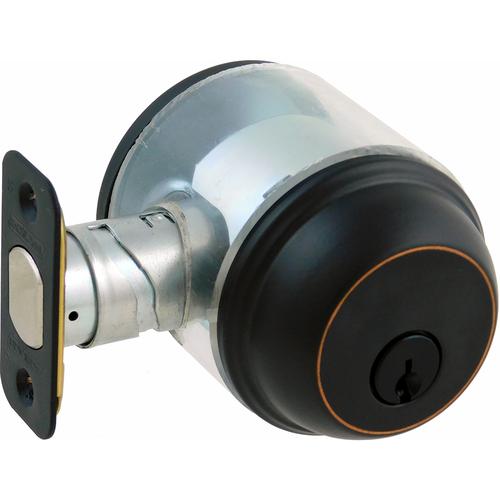 Schlage B60N716 12-287 Deadbolt Single Cylinder Grade1