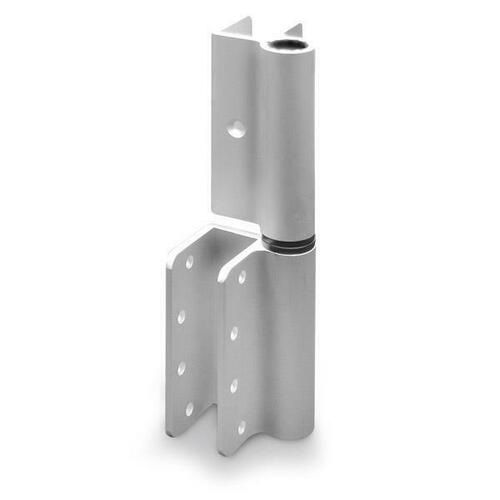 Jacknob 8038 Hinge-Alum Wrap-Top-(Rh-In/Lh-Out) 1