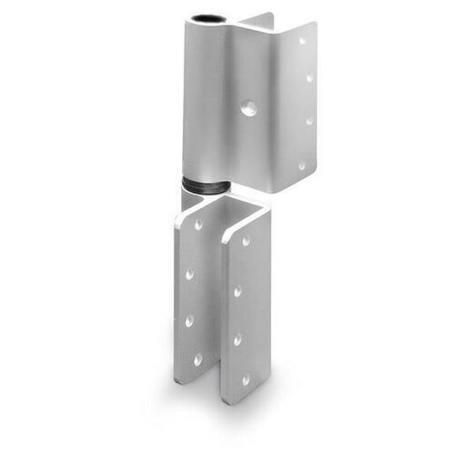 Jacknob 8048 Hinge-Alum Wrap-Bot-(Rh-In/Lh-Out) 1