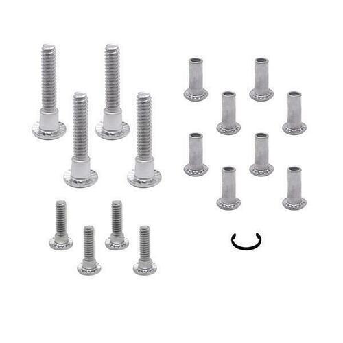 Jacknob 60460 Screw Pack - Surface Hinge 3/4