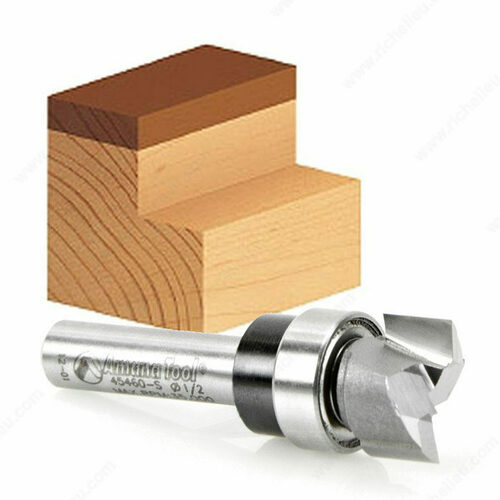 Richelieu AT45460S Dado Clean-Out Flush Trim Plunge Bit