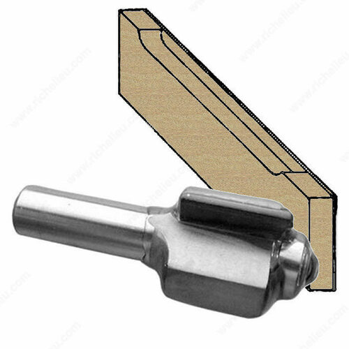 Richelieu 109904 Router Bit for Smart Clip
