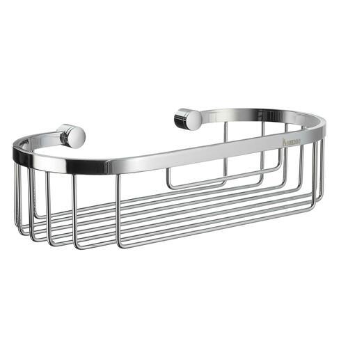 Smedbo YK374 Soap Basket, Polished Chrome